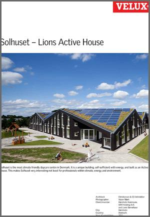Solhuset – Lions Active House
