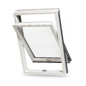 חלון ציר אמצעי לבן ROOFLITE / DAKEA