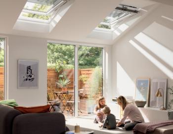 המערכת החשמלית של חלונות גג VELUX