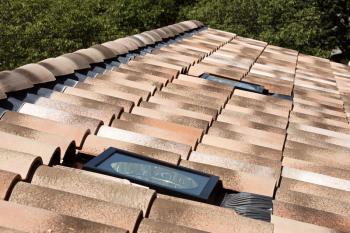 תעלות האור לגגות רעפים - TWR ,TWF