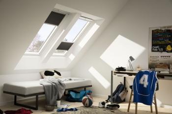 חלונות גג וולוקס VELUX