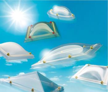 זיגוג איכותי חיצוני מפוליקרבונט- חזק פי 250 יותר מזכוכית.