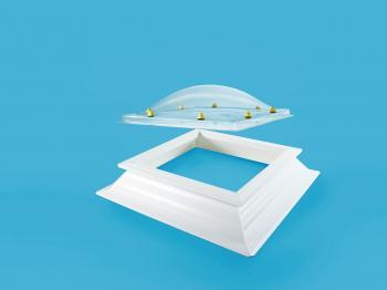 בסיס ייחודי עם טכנולוגיית מילוי של כוורת לבידוד מקסימלי