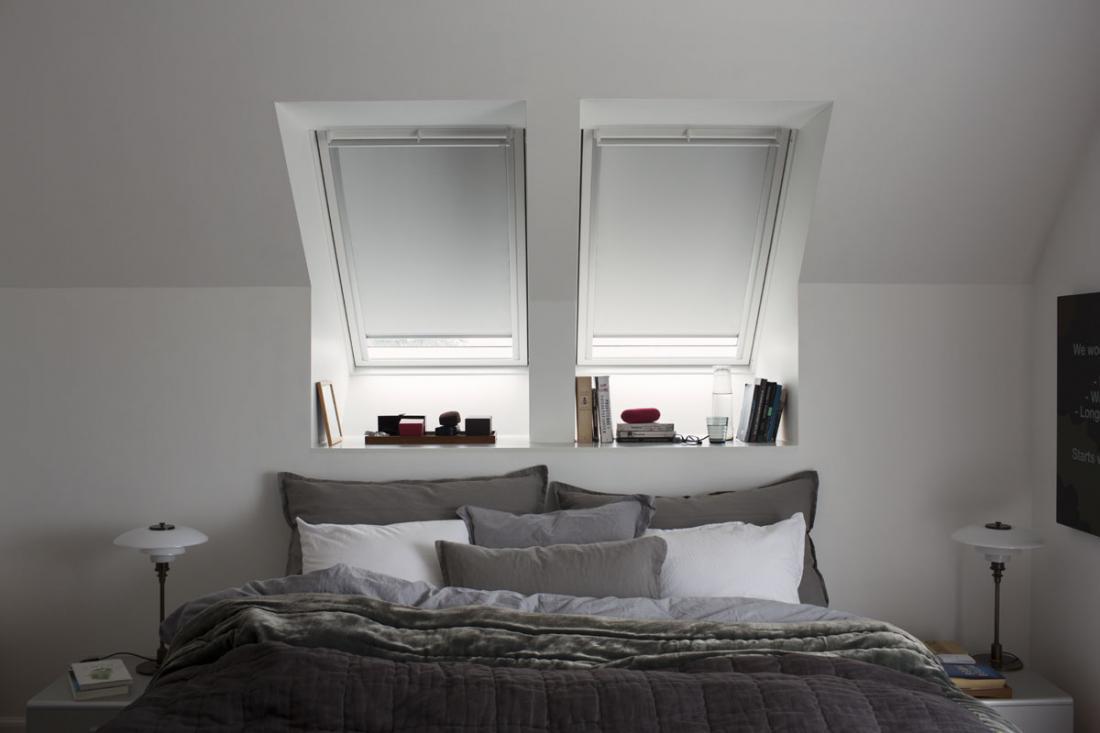 סוגי חלונות VELUX